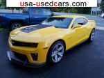 Car Market in USA - For Sale 2012  Chevrolet Camaro