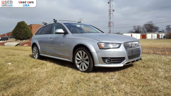 Car Market in USA - For Sale 2015  Audi Allroad