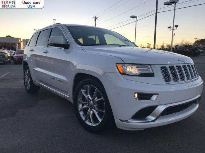 Car Market in USA - For Sale 2015  Jeep Grand Cherokee
