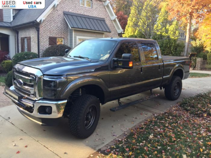 Car Market in USA - For Sale 2015  Ford F 250