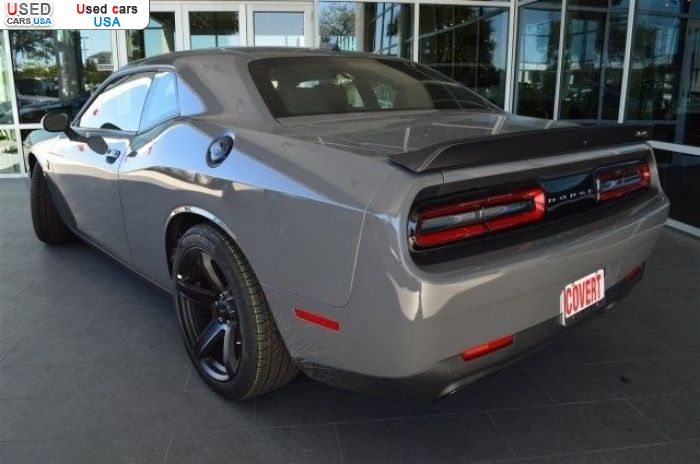 Car Market in USA - For Sale 2017  Dodge Challenger