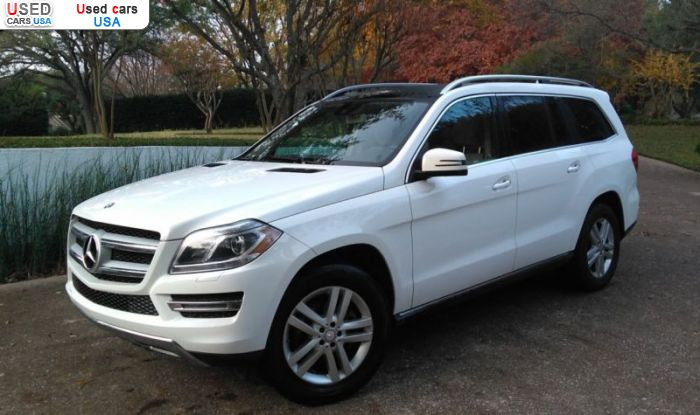 Car Market in USA - For Sale 2016  Mercedes