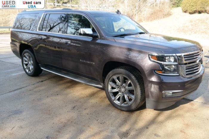Car Market in USA - For Sale 2016  Chevrolet Suburban