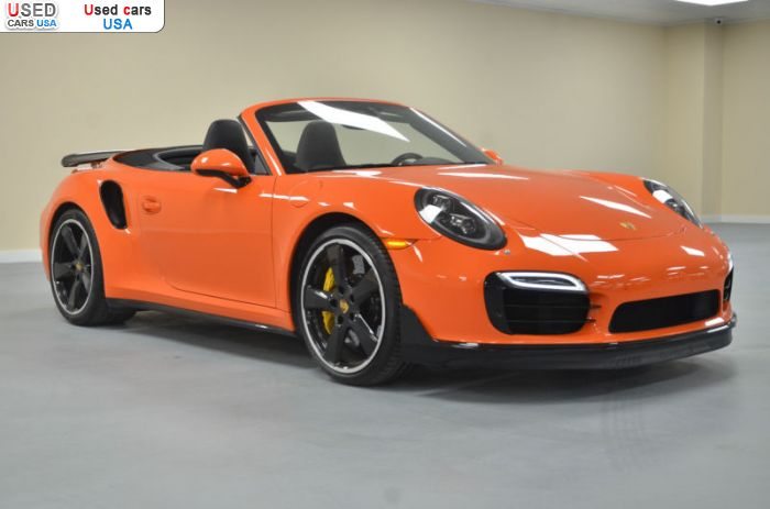 Car Market in USA - For Sale 2016  Porsche 911