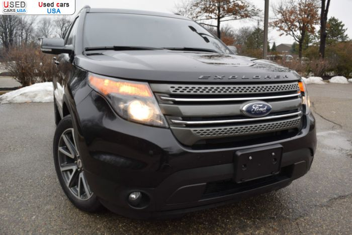 Car Market in USA - For Sale 2015  Ford Explorer