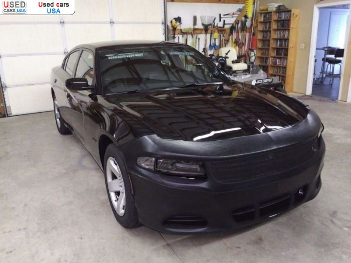 Car Market in USA - For Sale 2015  Dodge Charger
