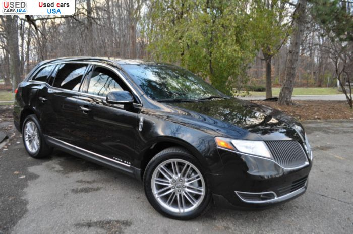 Car Market in USA - For Sale 2015  Lincoln MKT