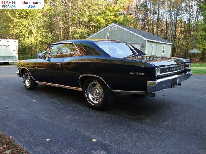 Car Market in USA - For Sale 1966  Chevrolet Chevelle
