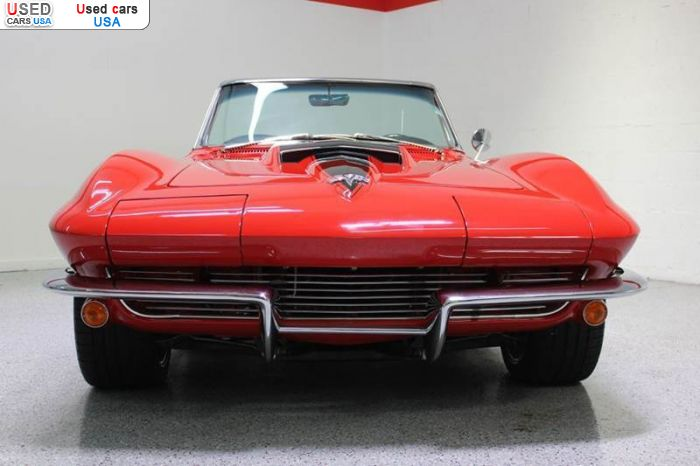 Car Market in USA - For Sale 1964  Chevrolet Corvette
