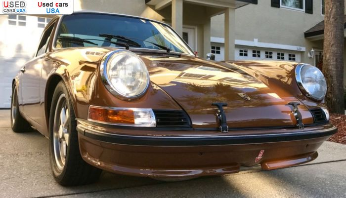 Car Market in USA - For Sale 1973  Porsche 911