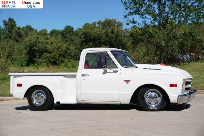 Car Market in USA - For Sale 1968  Chevrolet C 10