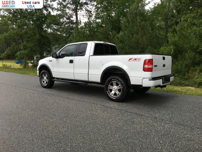 Car Market in USA - For Sale 2006  Ford F 150