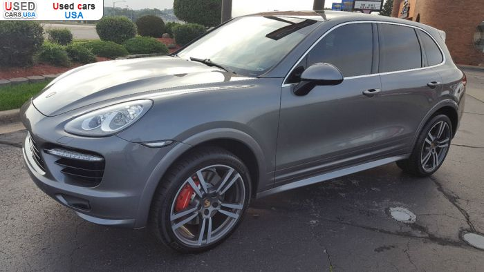 Car Market in USA - For Sale 2014  Porsche Cayenne