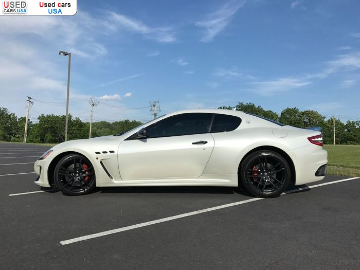 Car Market in USA - For Sale 2013  Maserati GranTurismo