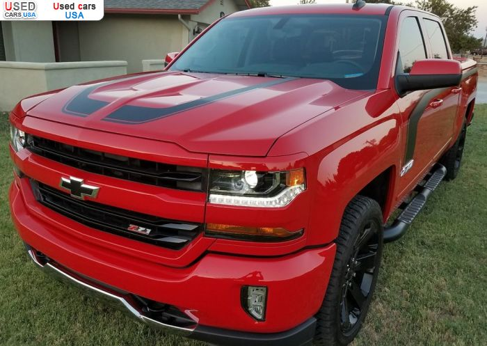 Car Market in USA - For Sale 2016  Chevrolet