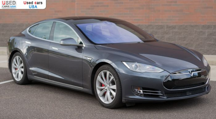 Car Market in USA - For Sale 2015  Tesla