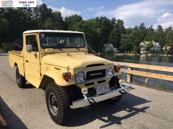 Car Market in USA - For Sale 1981  Toyota