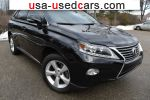 Car Market in USA - For Sale 2015  Lexus RX