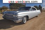 Car Market in USA - For Sale 1960  Cadillac Series 62