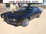 Car Market in USA - For Sale 1969  Pontiac GTO