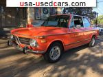 Car Market in USA - For Sale 1973  BMW 2002
