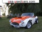 Car Market in USA - For Sale 1967  Shelby Cobra