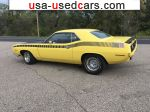 Car Market in USA - For Sale 1970  Plymouth Barracuda