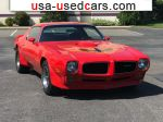 Car Market in USA - For Sale 1973  Pontiac Trans Am