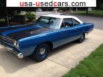 Car Market in USA - For Sale 1969  Plymouth Road Runner