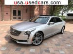 Car Market in USA - For Sale 2016  Cadillac CT6