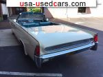 Car Market in USA - For Sale 1961  Lincoln Continental