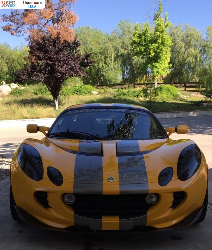 Car Market in USA - For Sale 2006  Lotus Elise