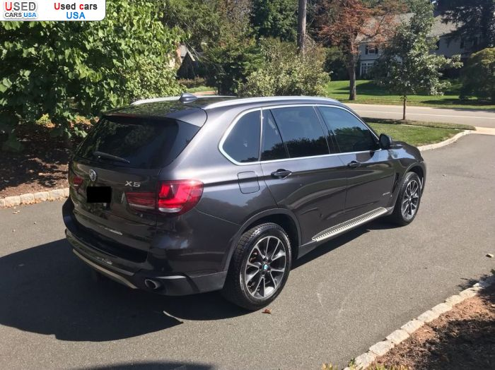 Car Market in USA - For Sale 2015  BMW X5