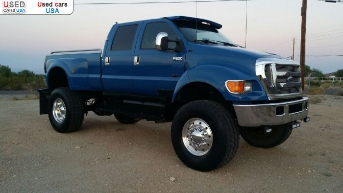 Car Market in USA - For Sale 2004  Ford F 650