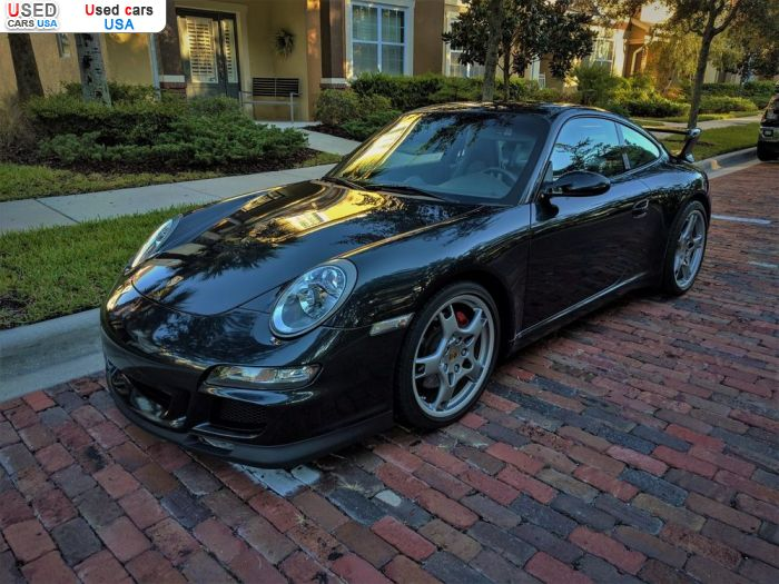 Car Market in USA - For Sale 2006  Porsche 911