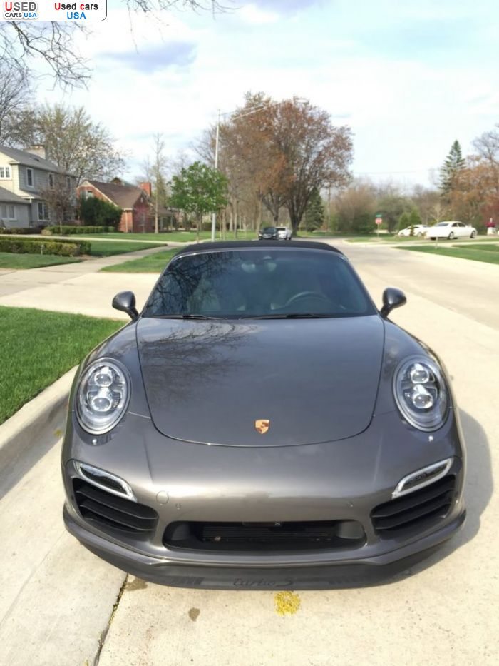 Car Market in USA - For Sale 2014  Porsche 911
