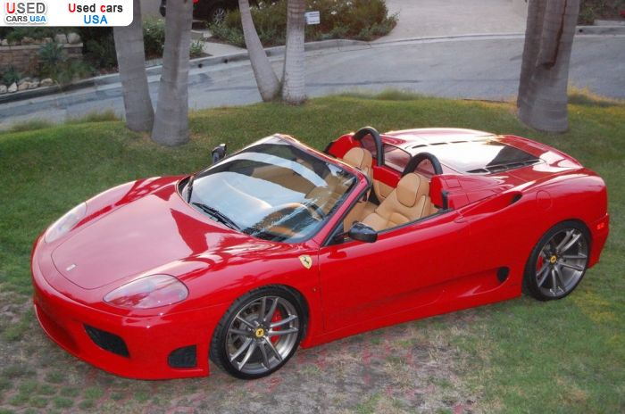 Car Market in USA - For Sale 2001  Ferrari 360