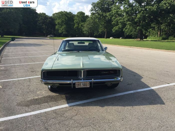 Car Market in USA - For Sale 1969  Dodge Charger