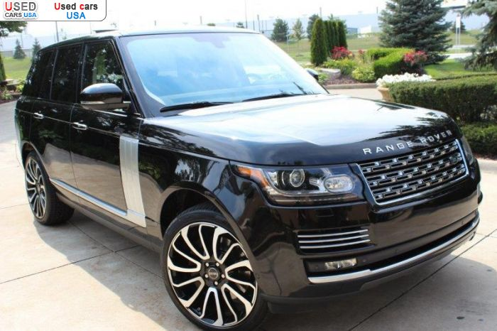 Car Market in USA - For Sale 2013  Land Rover Range Rover