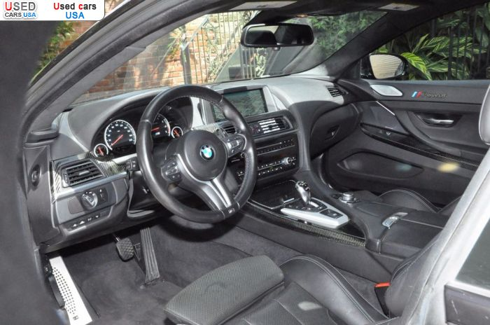 Car Market in USA - For Sale 2014  BMW M6