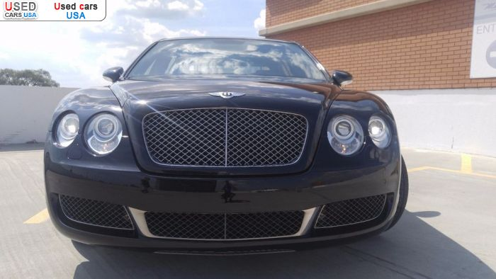 Car Market in USA - For Sale 2006  Bentley