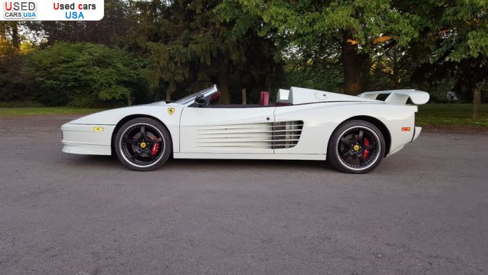 Car Market in USA - For Sale 1988  Ferrari Testarossa