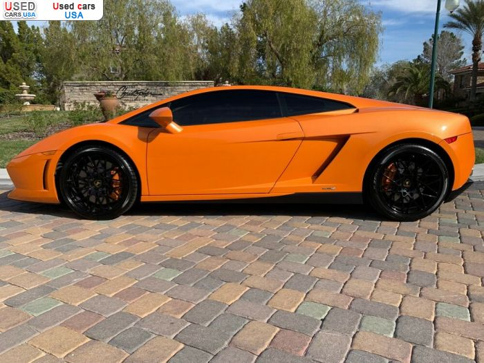 Car Market in USA - For Sale 2013  Lamborghini Gallardo