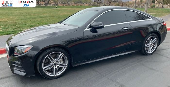 Car Market in USA - For Sale 2018  Mercedes