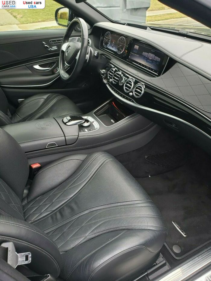 Car Market in USA - For Sale 2015  Mercedes
