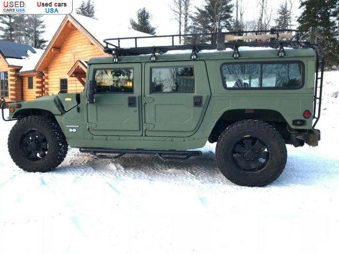 Car Market in USA - For Sale 1996  Hummer H1