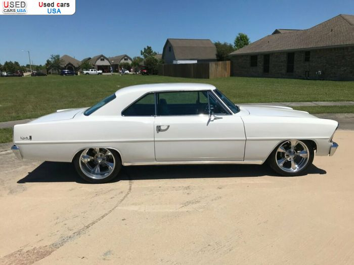 Car Market in USA - For Sale 1967  Chevrolet