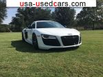 Car Market in USA - For Sale 2012  Audi R8
