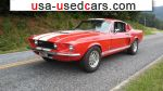 Car Market in USA - For Sale 1967  Shelby GT500