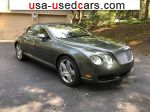 Car Market in USA - For Sale 2004  Bentley Continental